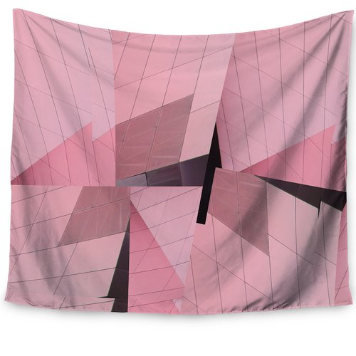 East Urban Home Tiny September Flam ingo Wall Tapestry
