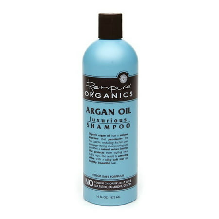 Renpure Originals Argan Oil Shampoo, 16