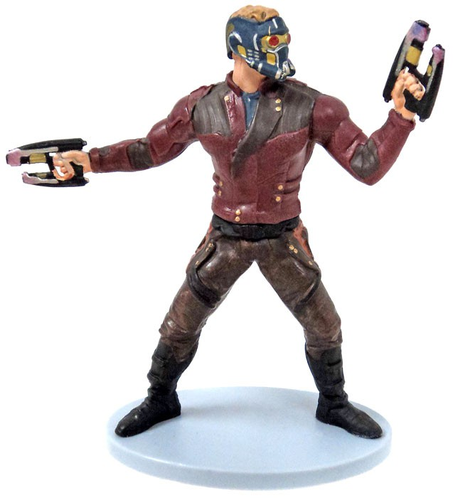Marvel Avengers: Infinity War Star-Lord PVC Figure [No Packaging]