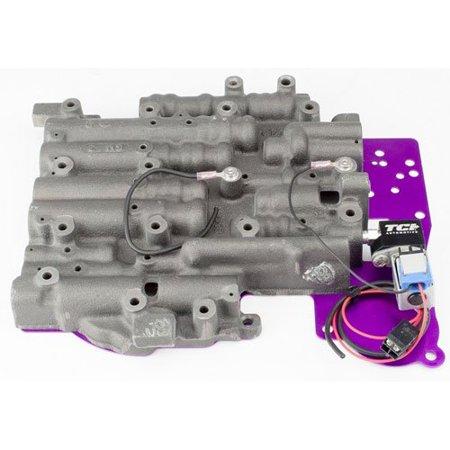 TCI 376025 Transbrake Valve Body Kit GM 700R4 Reverse Shift Pattern