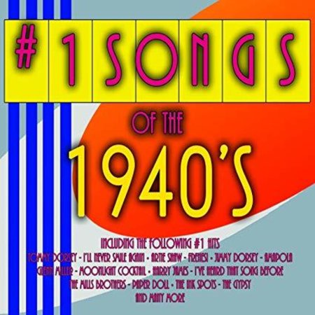 Halloween Songs 1940s (#1 Songs Of The 1940's (Various)