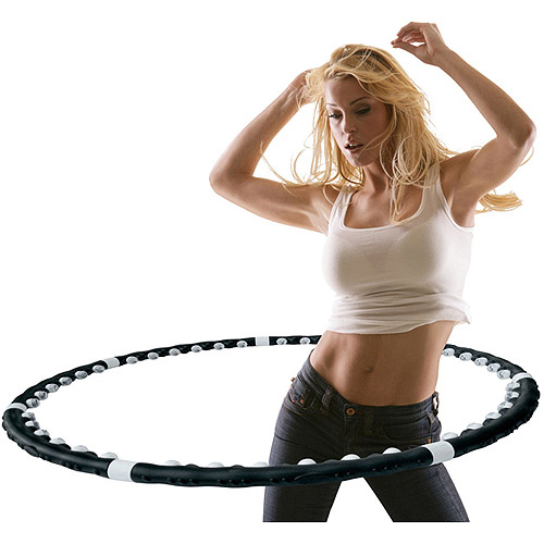 Massaging Hoop Exerciser with Magnets
