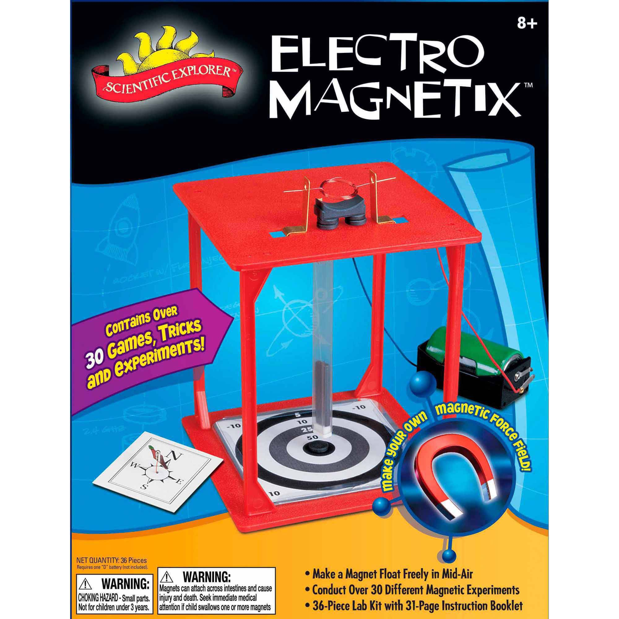 Scientific Explorer Electro-Magnetix Mini Lab