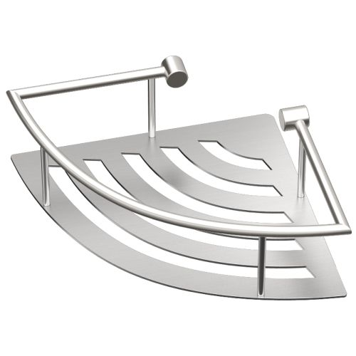 "Gatco 1456 Elegant 11"" Corner Shower Shelf"