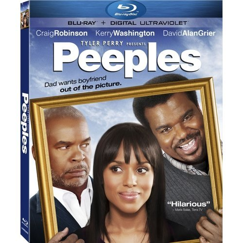 Tyler Perry Presents Peeples (Blu-ray + Digital UltraViolet) (With INSTAWATCH) (Widescreen)