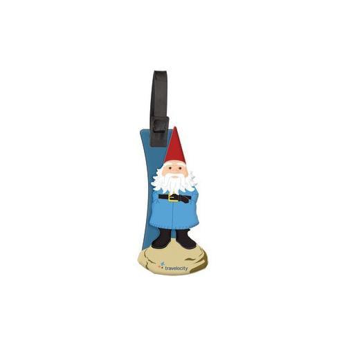 TRAVELOCITY TVLT-GNOME-2 Luggage Tag (Roaming Gnome(R))