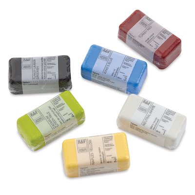 R&F Encaustic Paints