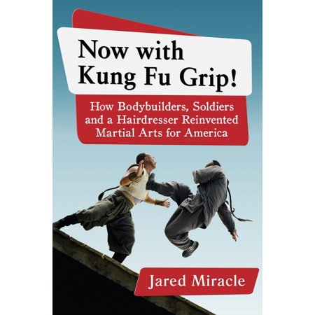 Now with Kung Fu Grip! - eBook Kung Fu Boots