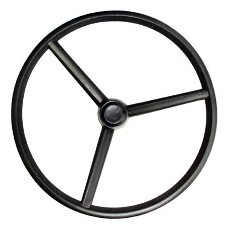 Complete Tractor Steering Wheel for Ford/New Holland 1164 1800 Series 4 Cyl 59-60 2000 Series 4 Cyl 62-64 2030 4 Cyl 2150 2300 230A 231 2310 233 234 2600 2600V 2610 2810 2910 82016841