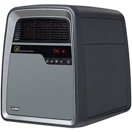 Lasko 6101 Cool-Touch Infrared Quartz Heater
