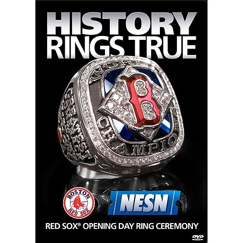 History Rings True: Red Sox Opening Day Ring Ceremony (Special Edition)