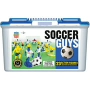 MasterPieces Soccer Guys, Sports Action Figures