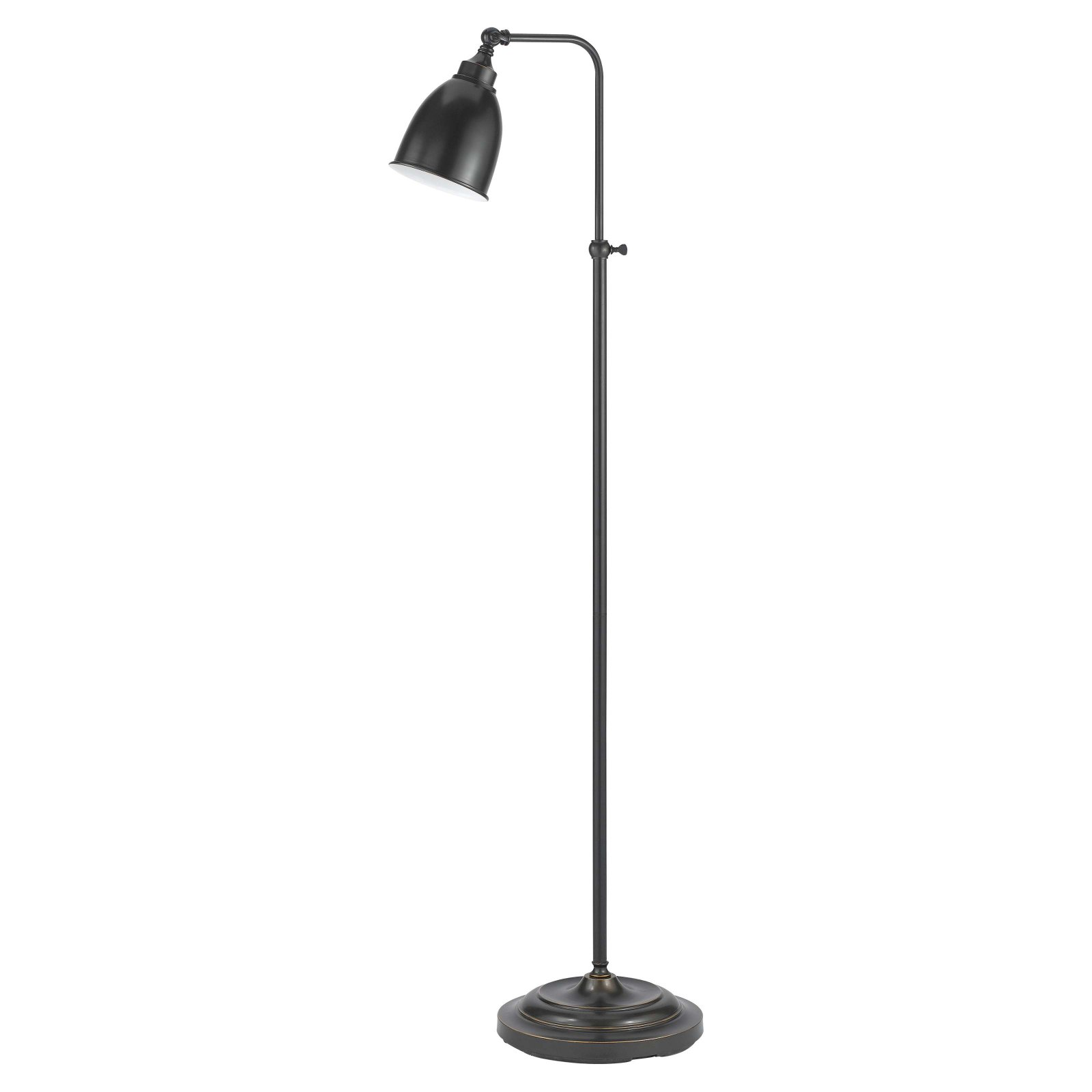Cal Lighting BO-2032FL Pharmacy Floor Lamp with Adjustable Pole by CAL Lighting