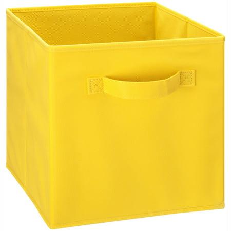 ClosetMaid® Cubeicals® Gold Fabric - Yellow Gold Cube