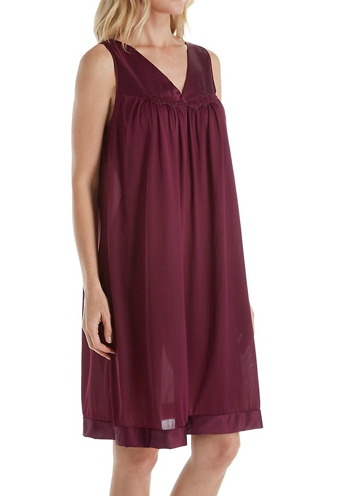 Vanity Fair 30107 Coloratura Night Gown - Walmart.com