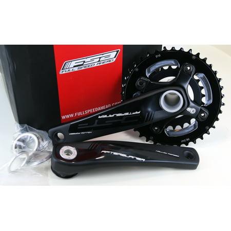 FSA Afterburner BB30 / PF30 MTB Bike Crankset + BB 38/24T D10/M11s 175mm NEW