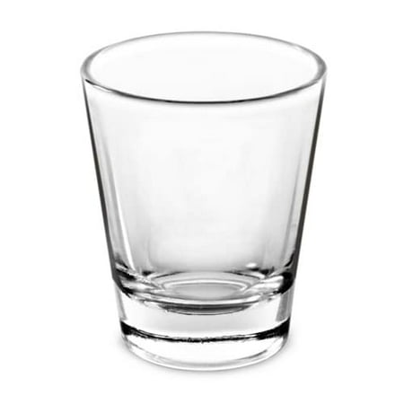 Shotski Classic 1.5 Ounce Shot Glass (Bulk Glass Shot Glasses)