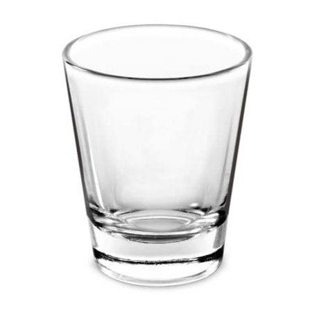 Shotski Classic 1.5 Ounce Shot Glass (Golf Shot Glasses)