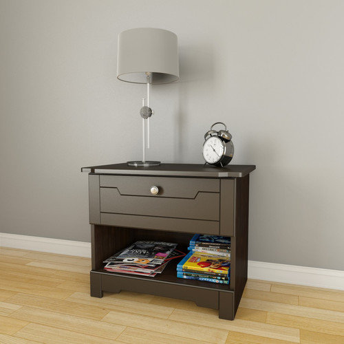 Nexera Dixon 1 Drawer Nightstand