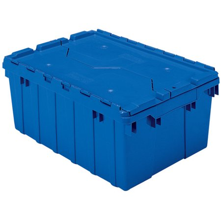 Akro mils attached lid container set of 3 for Case container 974