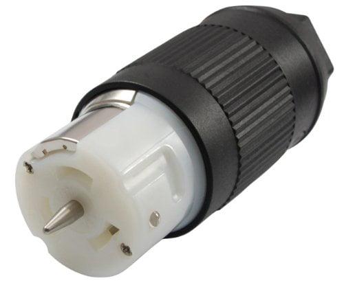 Conntek CS6364 50-Amp 125/250-volt Generator Power Cord C...