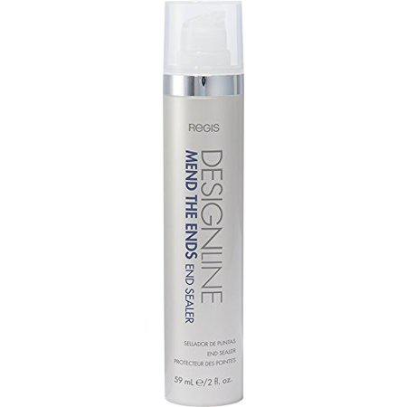 Mend The Ends Ends Sealer, 2 oz - DESIGNLINE - Fortifies Hair to Reduce Future Breakage & Prevents Split Ends