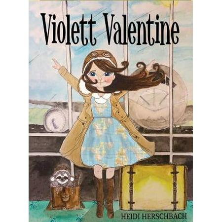 Violett Valentine (Violett Grün)