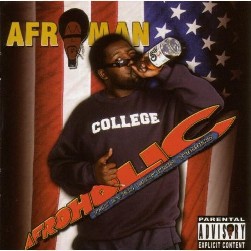 Afroman - Afroholic the Even Better Times [CD]