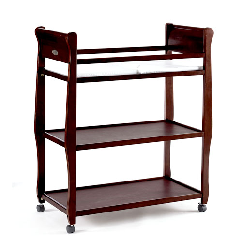 Graco   Sarah Changing Table, Cherry