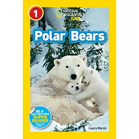 Polar Beers - National Geographic Readers: Polar Bears