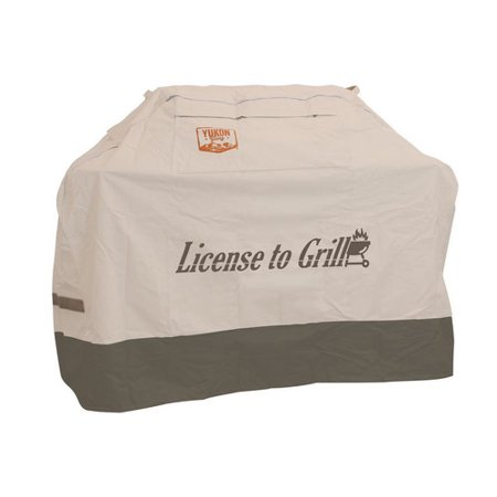 Yukon Glory Medium Universal ''License to Grill'' Cover