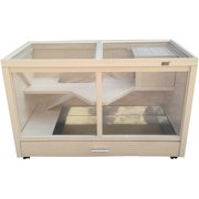 New Age Pet ecoFLEX Park Avenue Indoor Rabbit Hutch
