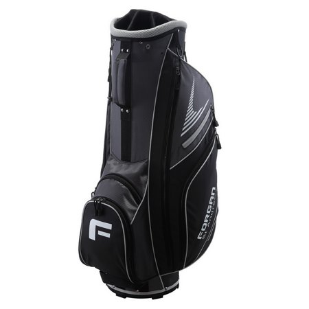 Forgan of St Andrews Super Lightweight Golf Cart Bag with 14 Club Dividers ()