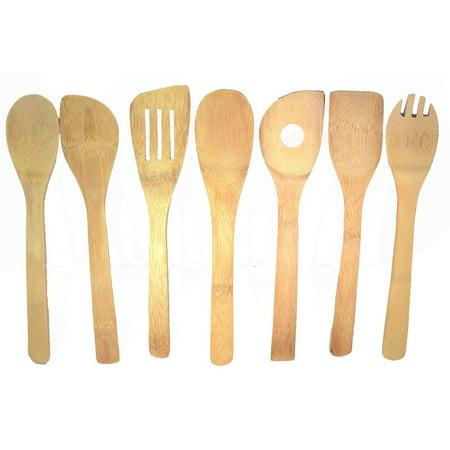 Bamboo Kitchen Utensils Review