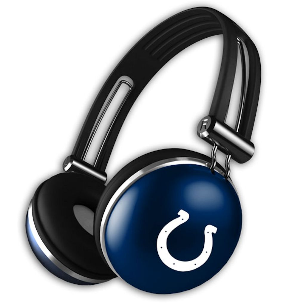 Indianapolis Colts The Noise Headphones by iHip