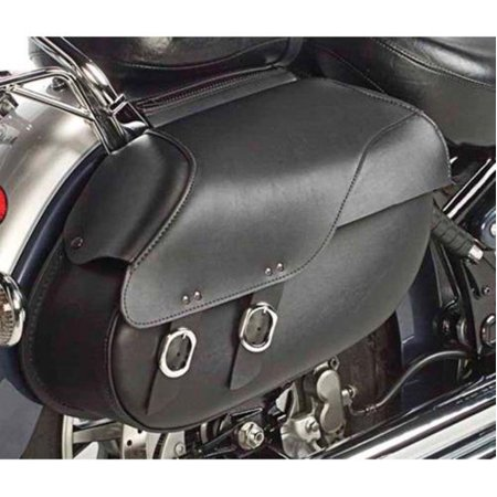 Dowco 59486-00 Revolution Series Throw Over Style Saddlebag - Retro