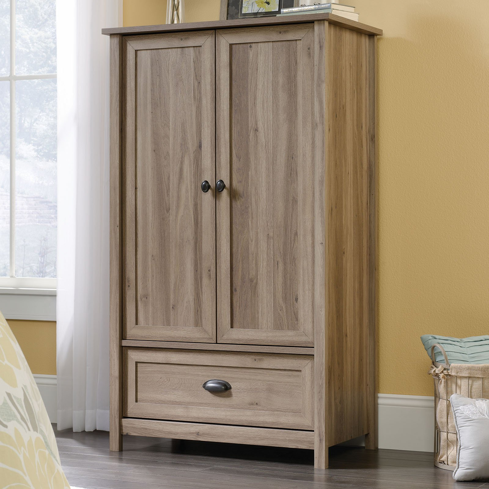 Sauder County Line Armoire by Sauder