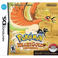 Pokemon HeartGold with Pokewalker (DS)