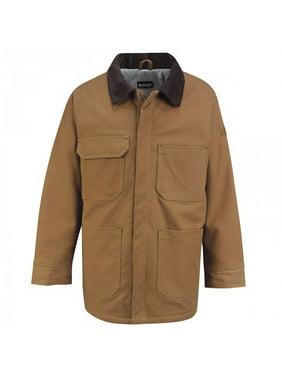 JLC4 Excel FR ComforTouch Brown Duck Linemans Coat