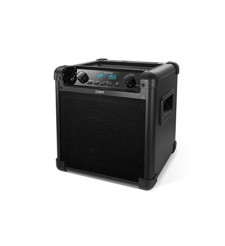 Ion TAILGATER IPA77 Portable Speaker System For Iphone/ipad