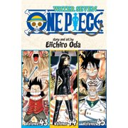One Piece (Omnibus Edition), Vol. 15 : Includes Vols. 43, 44 & 45