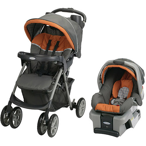 Graco Spree Classic Connect Travel System, Milton