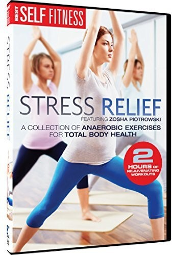 Stress Relief: Total Body Health Workouts by MILL CREEK ENT
