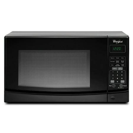 Whirlpool WMC10007AB Black 0.7 cf Microwave