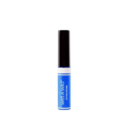 Halloween 2017 Fantasy Makers Glitter Eyeliner - Blue #12945, 0.16 Oz, Add extra bling to your Halloween or night time glam look. By Wet n Wild From USA](Target Halloween Sale 2017)