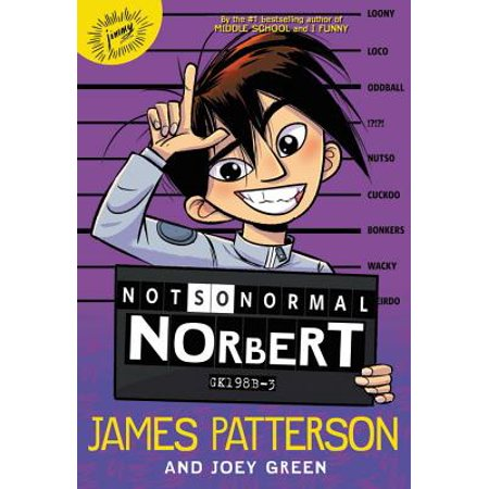 Not So Normal Norbert (Hardcover) - Not So Scary Halloween Days