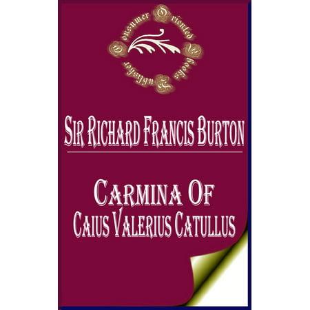 Carmina of Caius Valerius Catullus - eBook