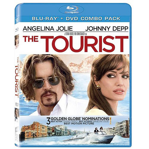The Tourist (Blu-ray + Standard DVD) (Widescreen)