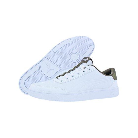 1e6656107c6 PUMA - Mens Court Breaker L Classic Performance Tennis Shoes - Walmart.com