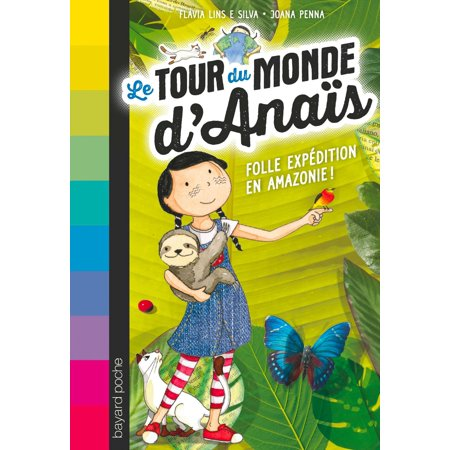 Tour Lies - Le tour du monde d'Anaïs, Tome 02 - eBook